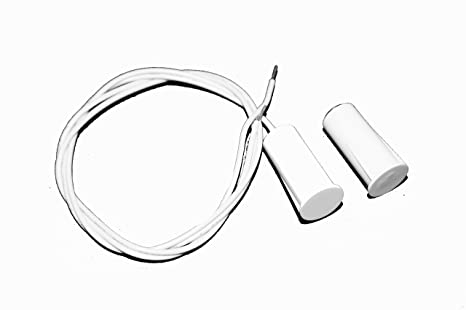 Amazon Com Honeywell 951wg Wh Stubby Recessed Magnetic Contact