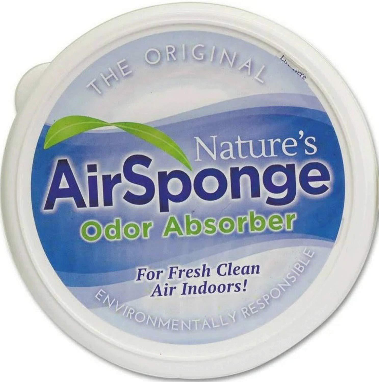 Nature's Air Sponge Odor Absorber Designer Tub, 0.5 Pound, 6 Pack