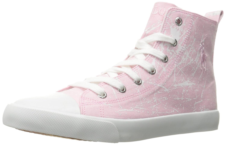 Polo Ralph Lauren Kids Hamptyn Hi Sneaker