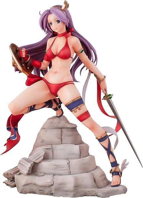 Neogeo Battle Coliseum Athena PVC Figure