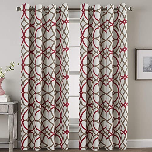 Deal of the week: Blackout Curtains 108 inches Long 2 Panels