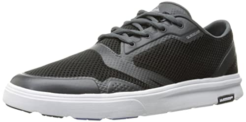 sports shoes 1a9bf ebfa8 Quiksilver Amphibian Plus - Zapatillas de Agua para Hombre, Negro, Gris,  Blanco,
