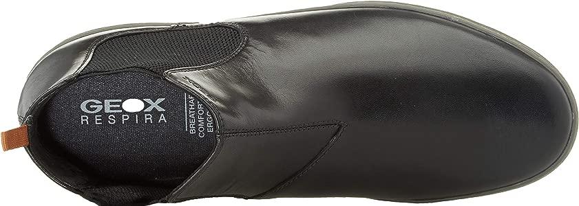 Secretar Ejecutable Idear  Zapatos Botas Chelsea para Hombre Geox U Ariam B Zapatos y complementos  leitingcuisine.com