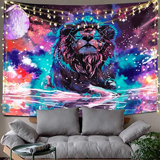 3D Print Psychedelic Hippie Tapestry Wall Hanging Tapestry Home Decor Poster Art