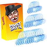 Tomight Pack of 20 Dental Retractors Mouth Opener for Must Say It and Other Mouth Speak Phrase Guess Gaming Tool ( 10 Large 6 Medium 4 Small )