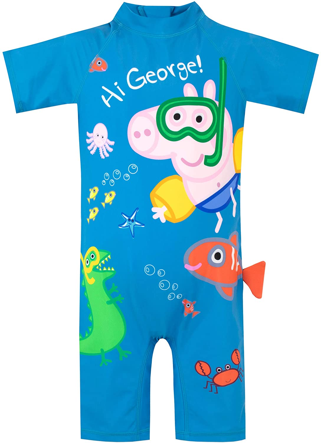 Peppa Pig Boys George Pig T-Shirt