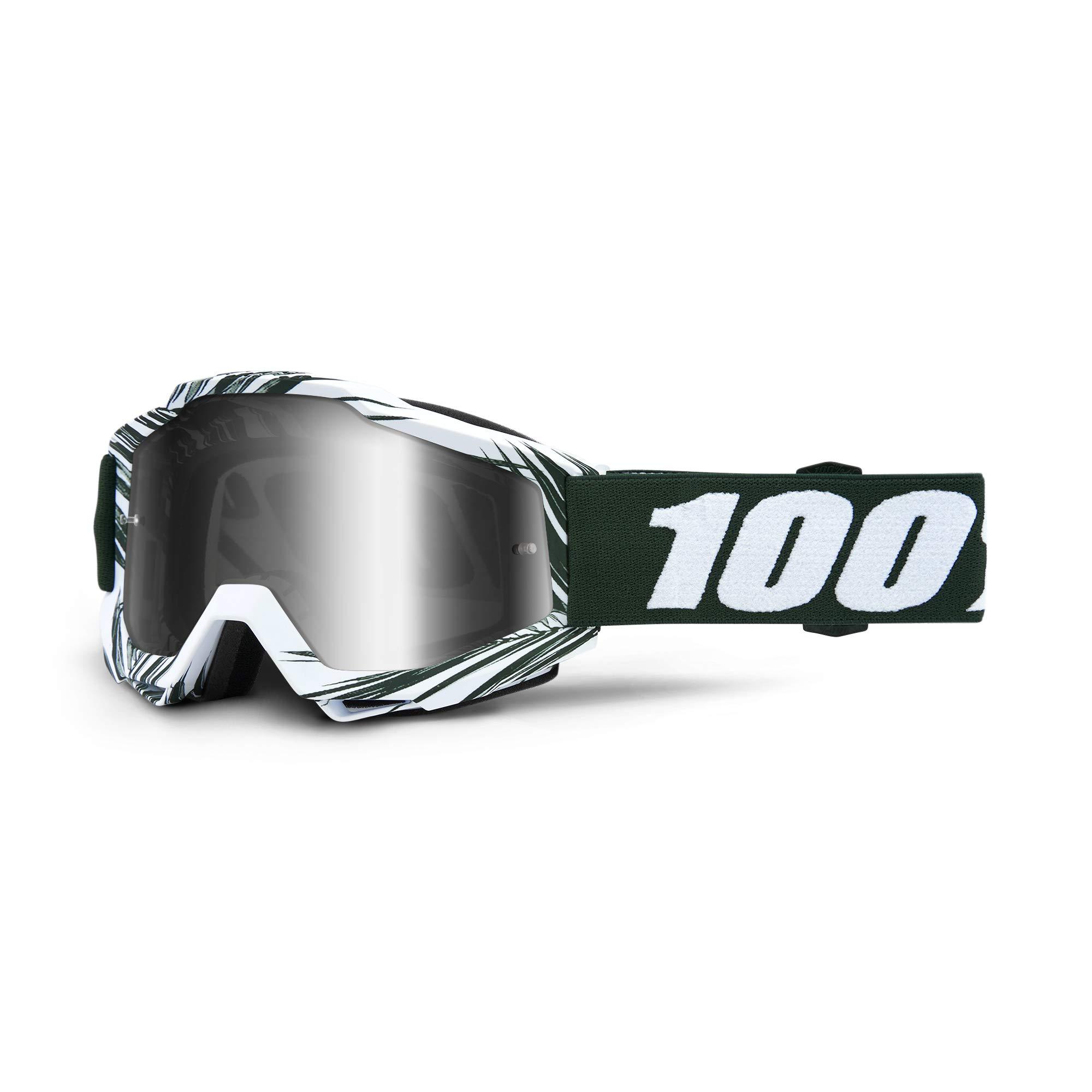 100% Accuri Goggle + Mirrored Lens-Bali by 100%