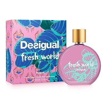 Desigual Fresh World 100ml: Amazon.es