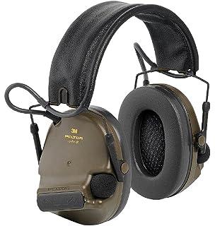 3ba7a900b 3M PELTOR ComTac XPI Headset 28 dB J11 Plug Dynamic Mic Wired Green ...