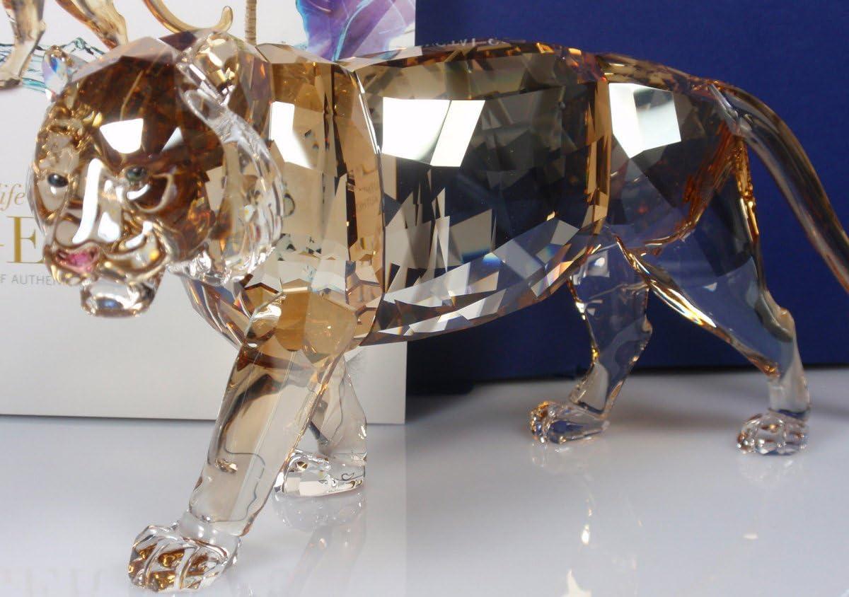 B0034CHL9E Swarovski Endangered Wildlife Tiger Figurine 71E-L5gfl2L.SL1200_