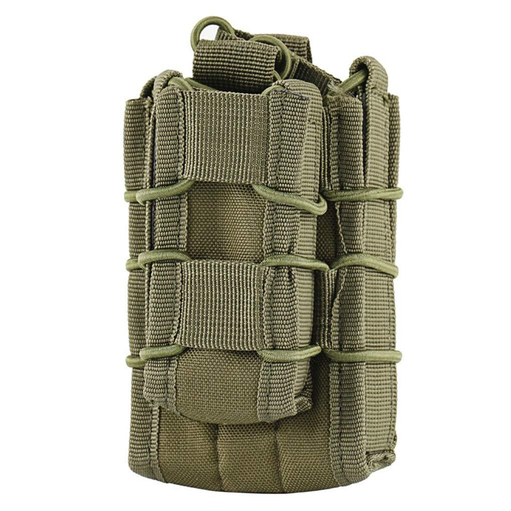 Nylon Modular Open Top Doble Revista Bolsa Militar Airsoft Combat Gear Bag Holster Onepeak