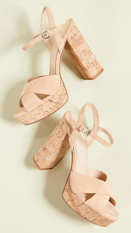 botkier Womens Plateau Platform Sandals
