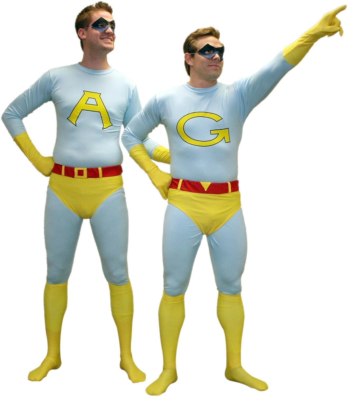 amazoncom saturday night live ace gary gary adult costume clothing