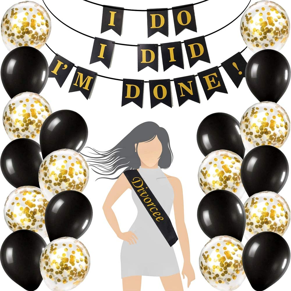 Divorce parties: girl power or just plain tacky? - Mum's ... |Divorce Party Themes
