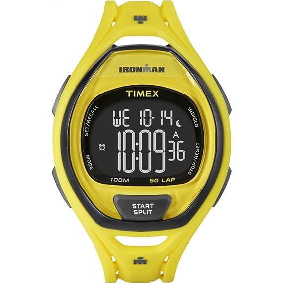 Sleek Strap Timex Watch Size Full Ironman Resin 50 6b7gIvYfy