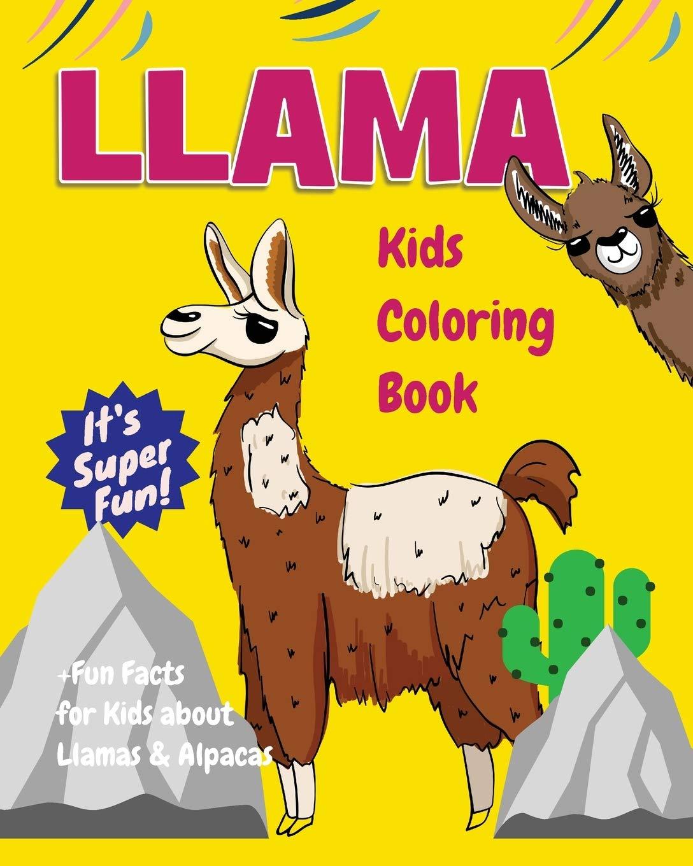 Sloths Love Llamas Boombox Coloring Page | crayola.com | 1360x1088