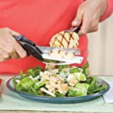 Beauty Kingdom Hachoir à 2en 1planche à découper et couteau de cuisine légumes fruits