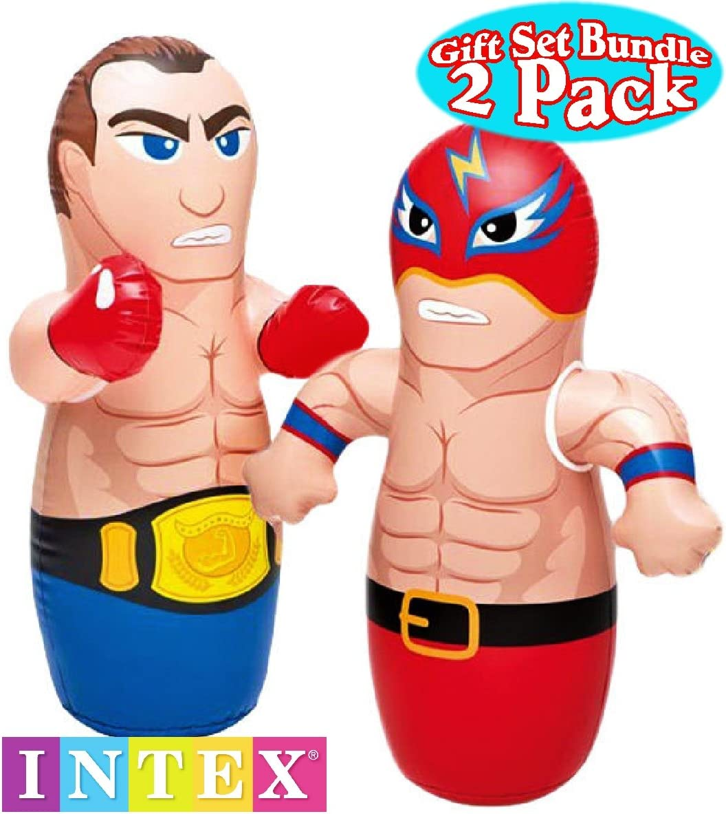 Top 9 Best Inflatable Punching Bag For Kids (2020 Reviews) 8