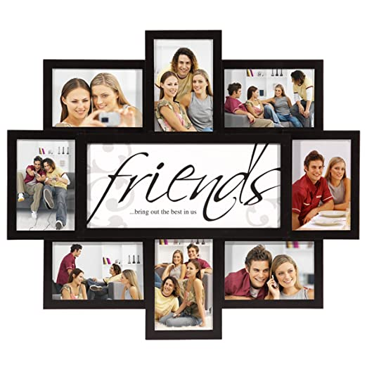 Exelent Friends Picture Collage Frames Frieze - Custom Picture Frame ...