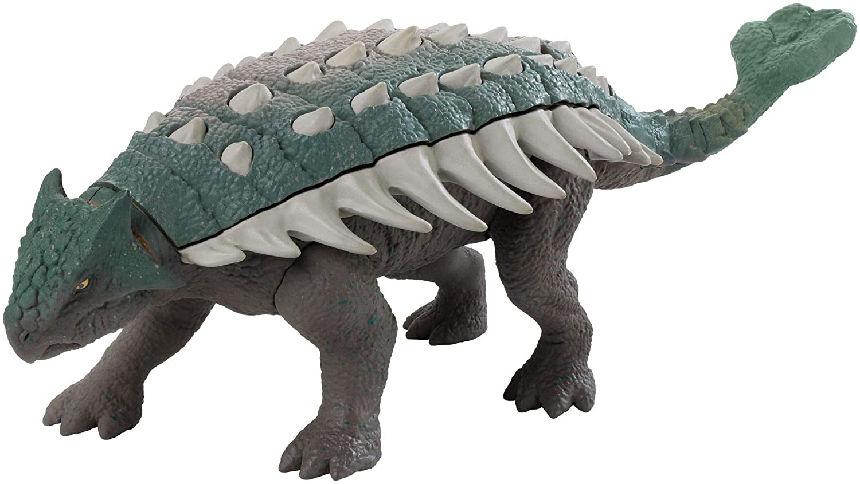 Mattel Jurassic World FMM25 - Roarivores Ankylosaurus