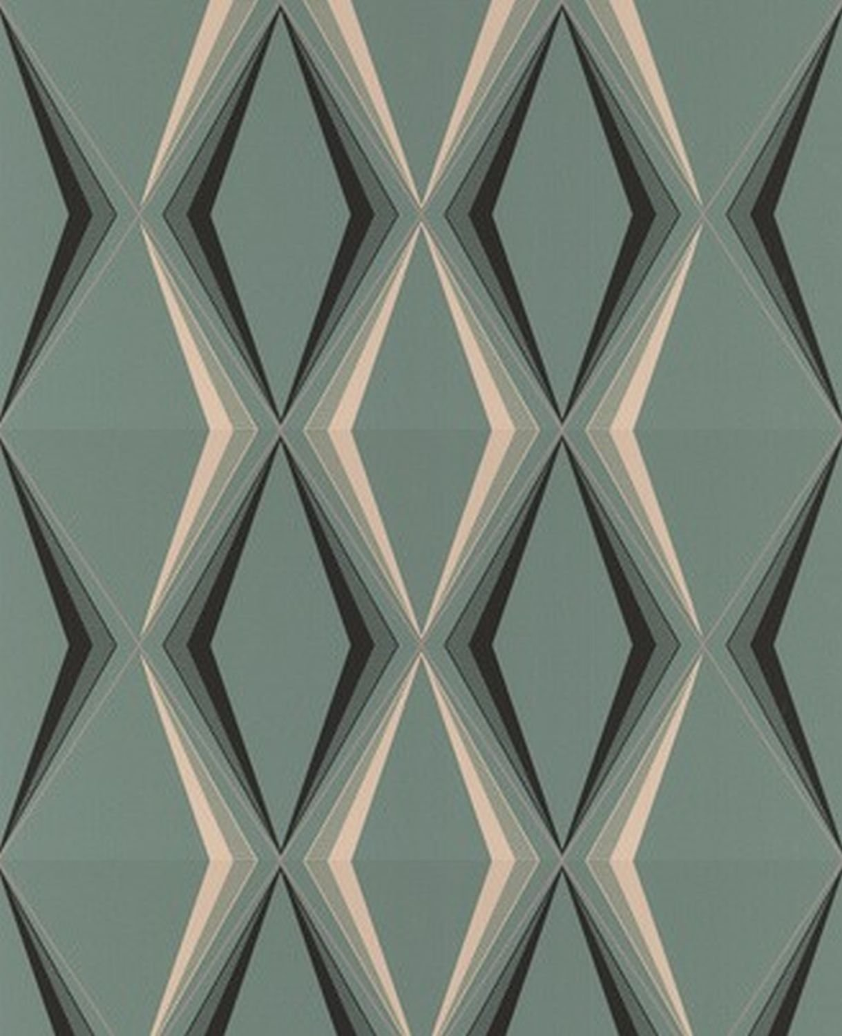 Graham Brown Hemingway 50 254 Paper Wallpaper Deco Diamond Design Amazoncouk DIY Tools