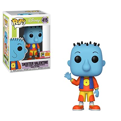 Funko Pop Skeeter Valentine 2020 Summer Convention Exclusive: Toys & Games