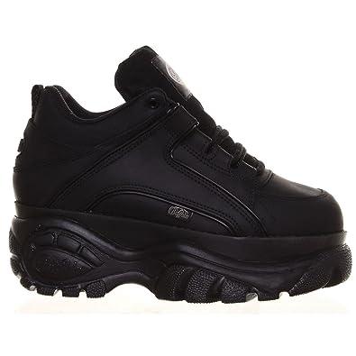 14 Womens Leather Shoes Buffalo 1339 0wmN8nv