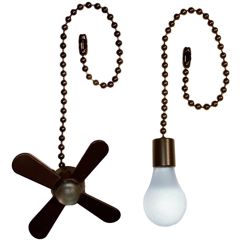 Ceiling Fan Pull Chain Set