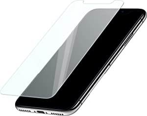 Smartish Screen Protector for iPhone 11 Pro, XS, X - Tuff Sheet - Scratch Resistant Tempered Glass with Alignment Tool - Clear 2-Pack