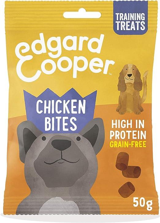 Edgard & Cooper chuches para Perros sin Cereales, con Pollo ...