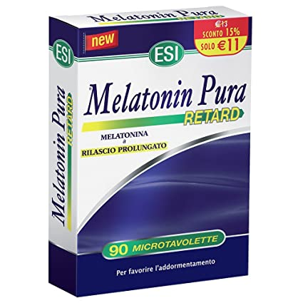 Melatonina pura
