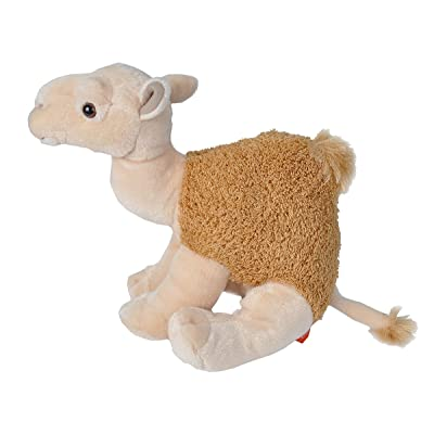 Wild Republic Dromedary Camel Plush, Stuffed Animal, Plush Toy, Gifts for Kids, Cuddlekins 12 Inches: Toys & Games