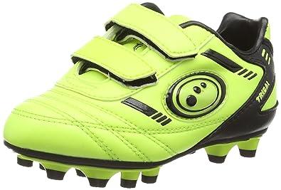0c3a98a31c1 Optimum Tribal Velcro Moulded, Boys' Football Boots