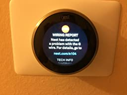 customer reviews nest learning thermostat. Black Bedroom Furniture Sets. Home Design Ideas