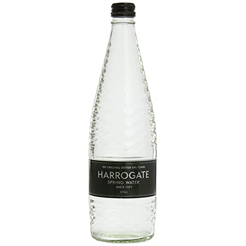 Harrogate Spa Still Spring Water 750 ml (Pack of 12)