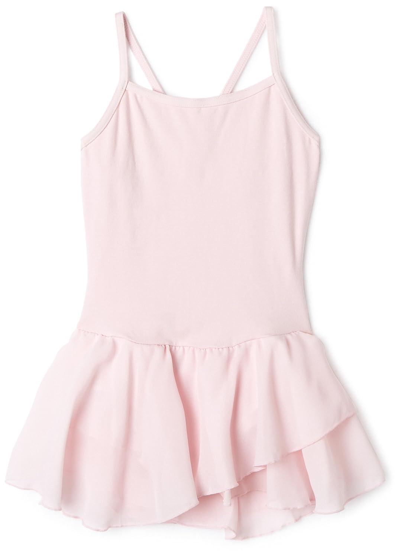 Capezio Girls' Camisole Cotton Dress Capezio Girls 2-6x 1089235