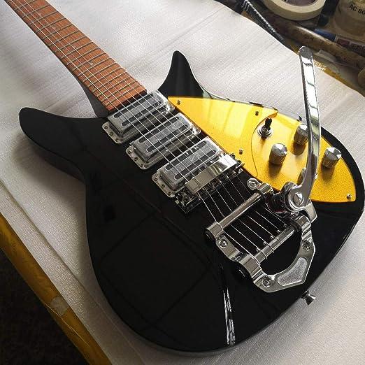 Florwesr 325 Diapasón De La Guitarra Eléctrica Ha De Pintura ...