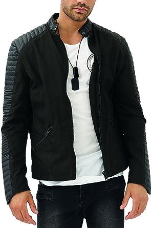 Casual Swag Veste Trueprodigy Homme Uni Marque Vetements Moto Wxg1nF6