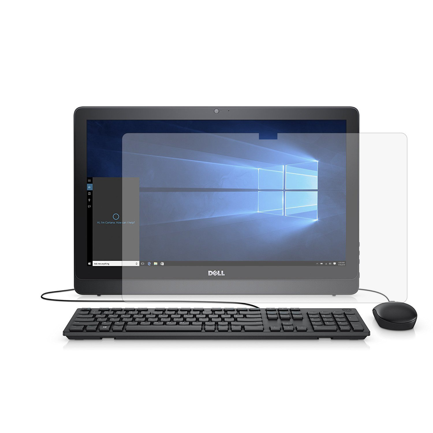 PcProfessionalスクリーンプロテクター( Set of 2 ) for Dell Inspiron 22 3265 21.5