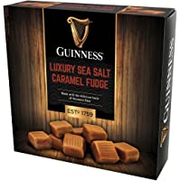 Guinness Luxury Sea Salt Caramel Fudge Box 170G