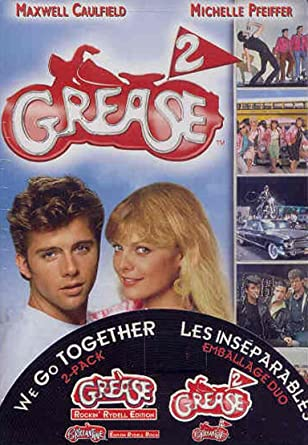 Amazon com: Grease 1/2 We Go Together 2-Pack (Ws): Movies & TV