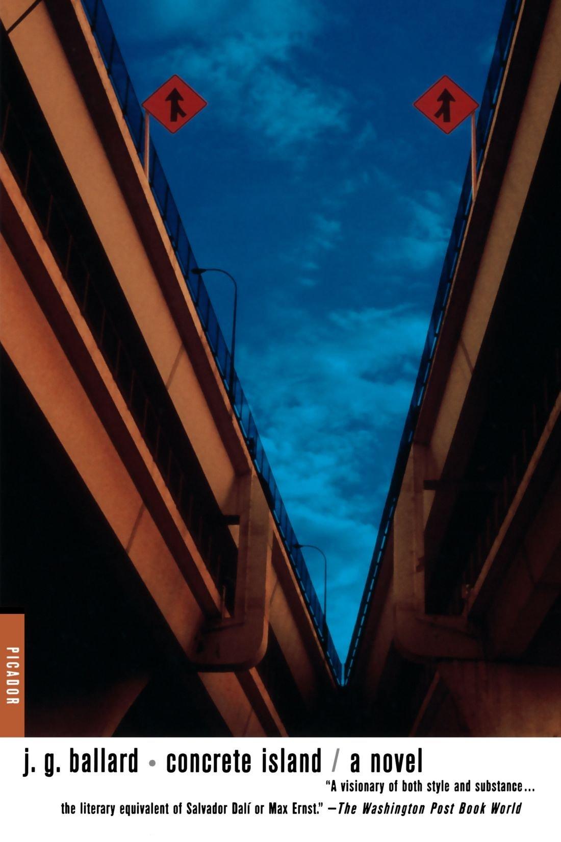 Concrete Island: A Novel: J G Ballard: 8601410867423: Amazon: Books