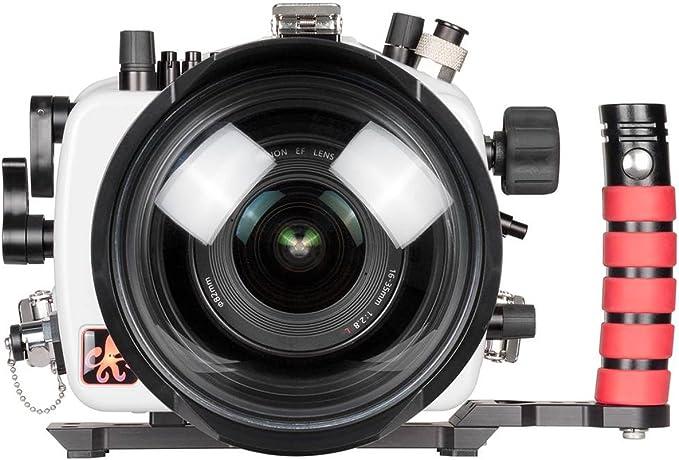 Ikelite 200DL carcasa submarina para Canon EOS 6d cámara réflex ...