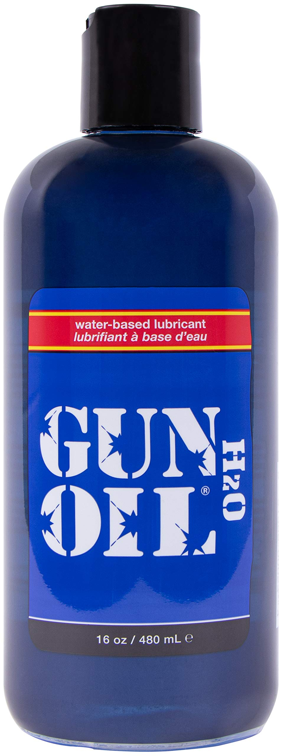 GUN OIL - H2O Water-Based Lubricant (16 oz) by Gun Oil