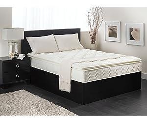 Textrade USA Inner Spring Pillow Top Mattress