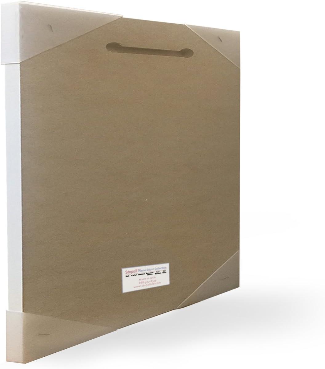 10 x 0.5 x 15 Stupell Industries Home D/écor Hold Him A Little Longer Teal Wall Plaque Art