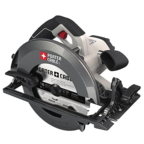 PORTER-CABLE PC15TCSM 15 Amp 7-1 4 Heavy-Duty Circular Saw