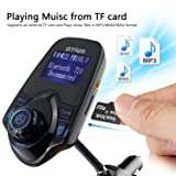 FM Transmitter, Otium Bluetooth Wireless Radio