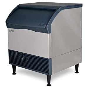Scotsman CU3030MA-1 Prodigy Ice Maker With Bin cube style air-cooled up to 250
