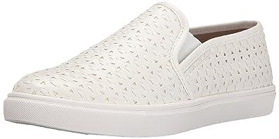 4d513aba280 Steve Madden Women s EXCEL Fashion Sneaker White 5.5 ...